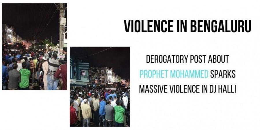 Violence in BLR