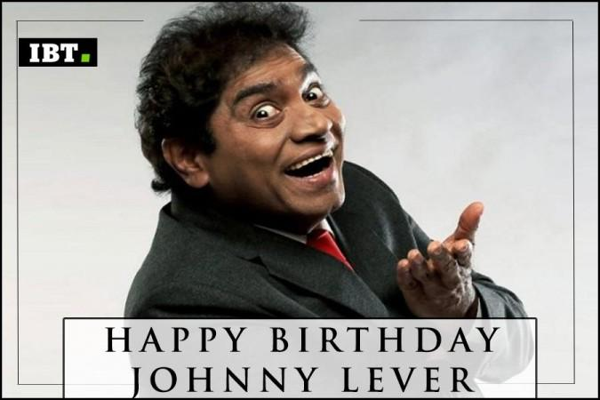 happy birthday Jonhy Lever