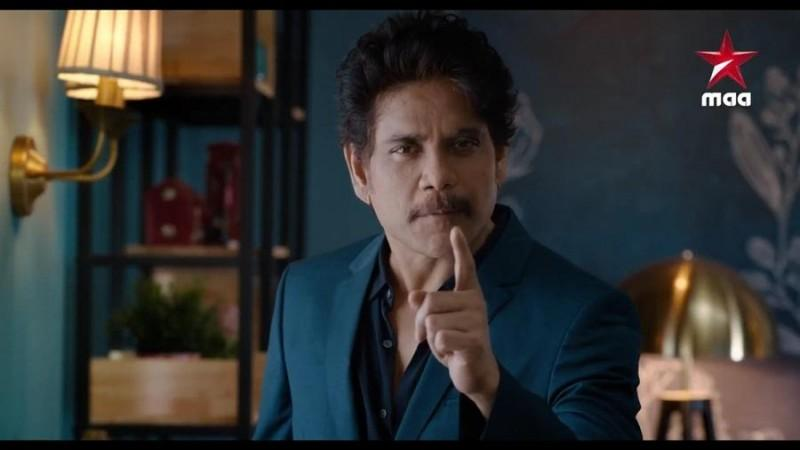 Akkineni Nagarjuna in new promo of Bigg Boss Telugu 4