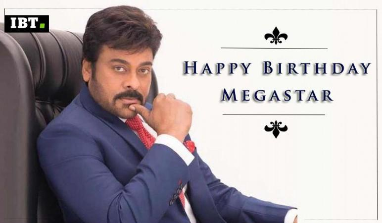 happy birthday chiranjeevi