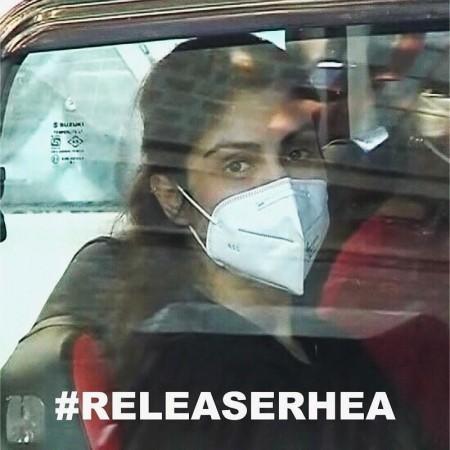 Release Rhea