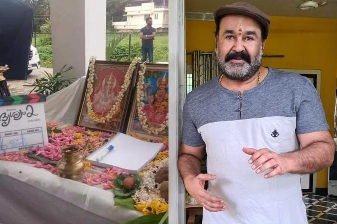 Mohanlal's Drishyam 2 Launched