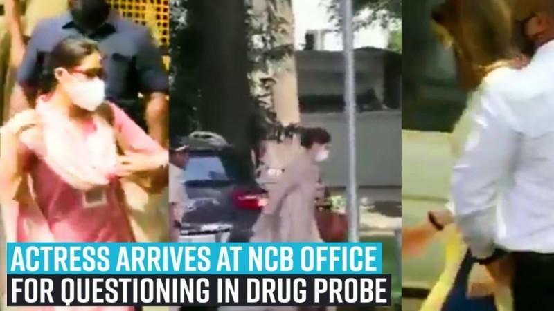 Deepika Padukone, Shraddha Kapoor and Sara Ali Khan arrives at NCB office for questioning in drug probe