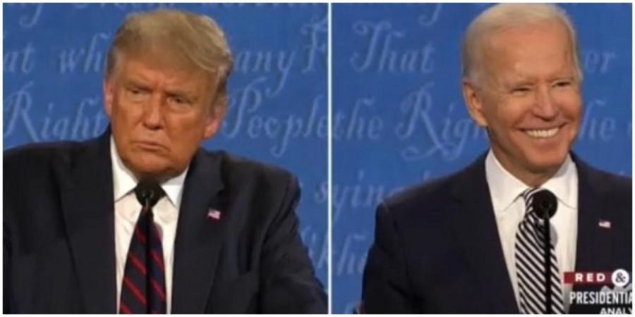 Trump Biden