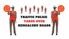 交通警察班加罗尔