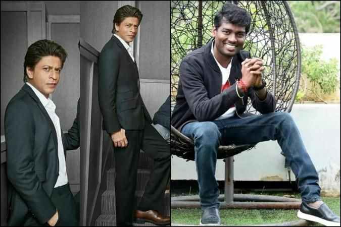 SRK and atlee