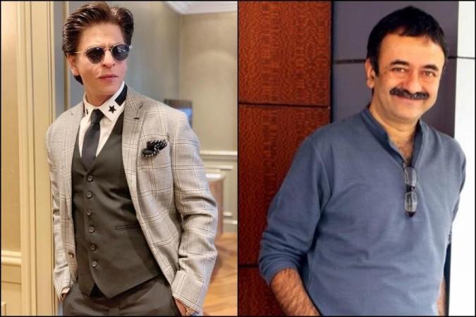 SRK and rajkumar Hirani