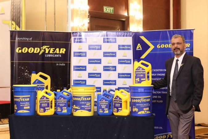 Goodyear Lubricants launched