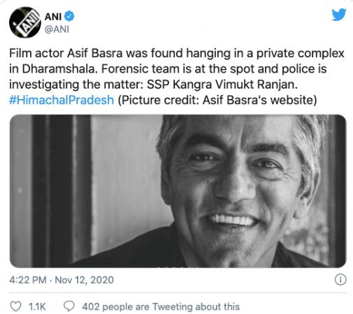 Asif Basra dead