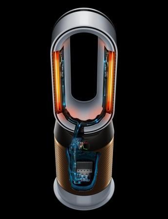 Dyson air purifier