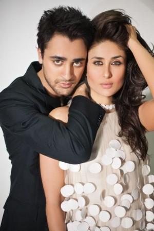 Imran Khan and Kareena Kapoor Khan