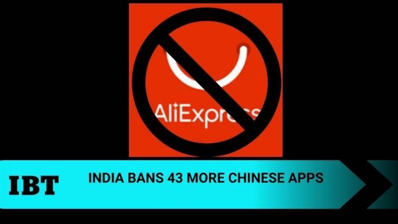 Aliexpress banned