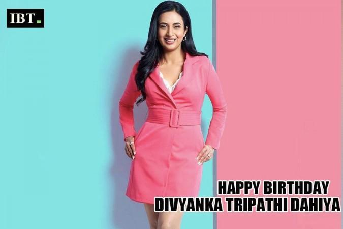 joyeux anniversaire divyanka tripathi dahiya