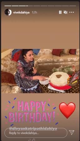 Gâteau au chocolat blanc Anniversaire Divyanka