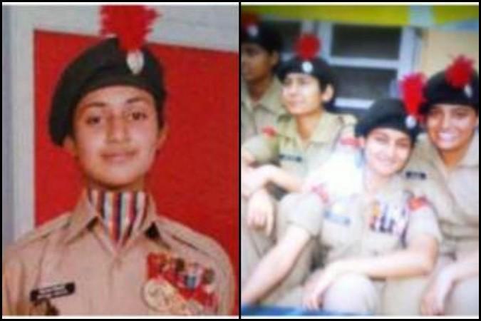 Photo de l'enfance de Divyanka Tripathi