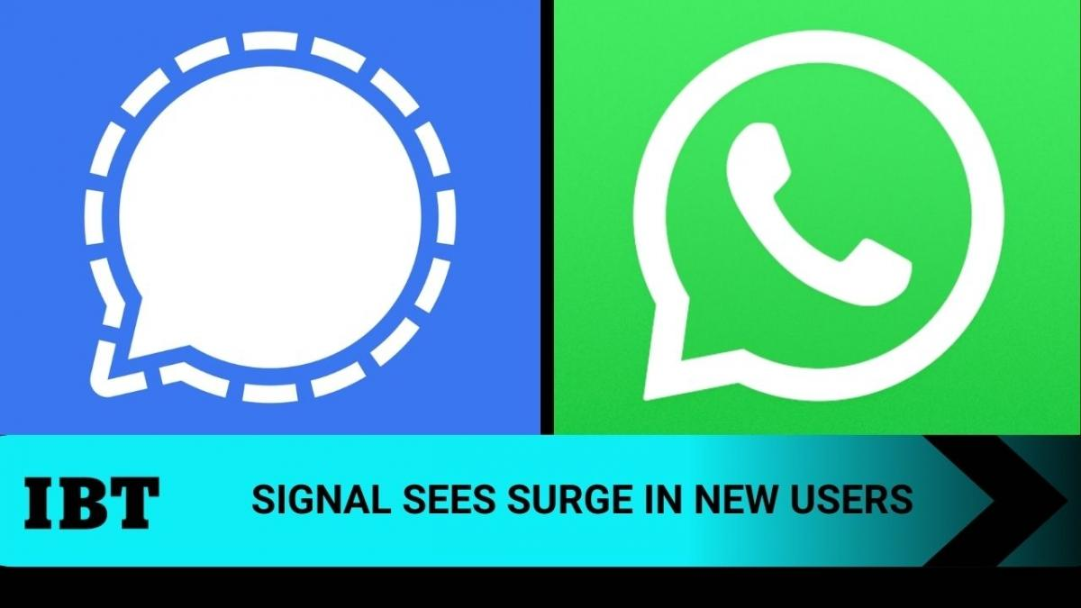 Switching to Signal from WhatsApp; here's how to move group chats [guide] - IBTimes India