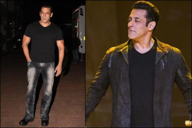The right thing should be done: Salman Khan on Farmers ...