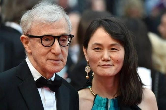 Woody Allen Explains His Paternal Relationship with Wife
