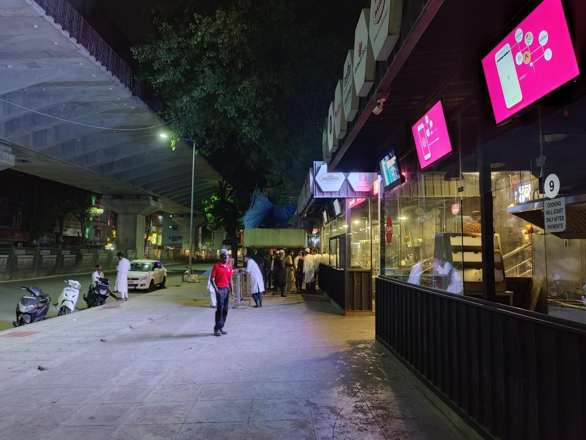 OnePlus 9 camera review - Photo w/ Nightscape