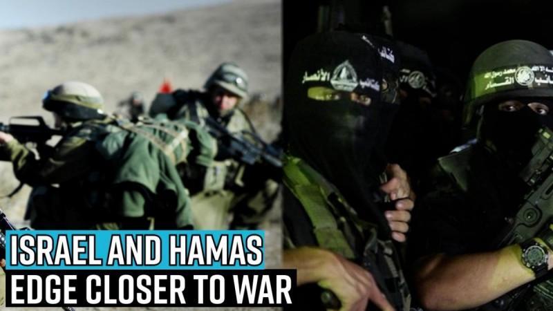 Israel and Hamas Edge Closer to War