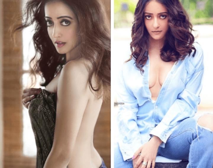 Raima Sen goes topless for photoshoot, bares it all - IBTimes India