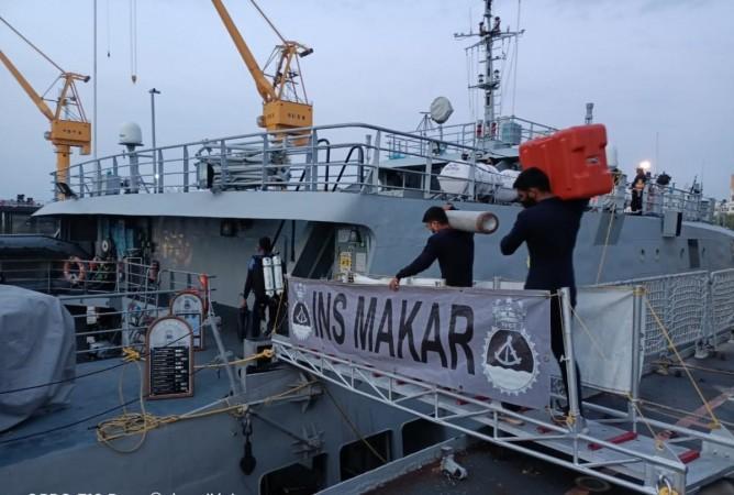 Barge p305