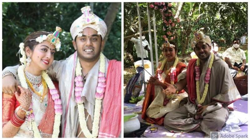 Pranitha Subhash Wedding Concluded