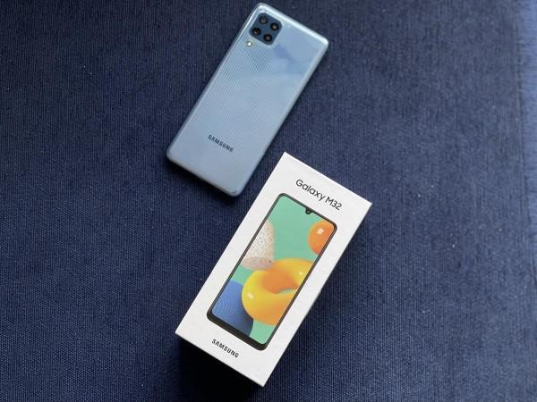 Samsung Galaxy M32 review