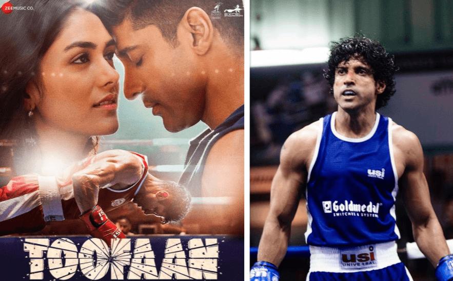 Toofaan movie review: Shah Rukh Khan reviews Farhan Akhtar's film, this is  what audience said - IBTimes India