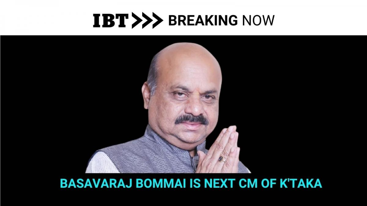 Basavaraj S Bommai is next CM of Karnataka; succeeds Yediyurappa
