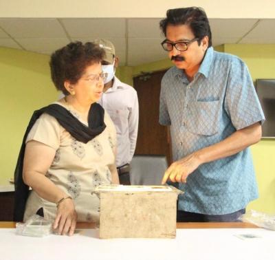 Rare 450 glass slides of early Telugu cinema arrive at the NFAI
