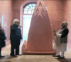 Prime Minister Narendra Modi at the inauguration of the Netaji Subhash Chandra Bose museum at the Red Fort in New Delhi