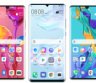 Huawei EMUI 9.1 update list