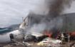 afghan plane crash