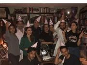 Kareena Kapoor celebrates her 38th birthday with Saif Ali Khan, Karisma