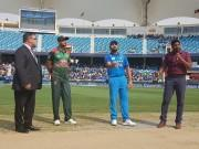 Asia cup 2018: India wins toss, opts to field against Bangladesh