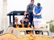 Ashirwad Yatra: Shivraj Chouhan lays foundation stone of Rs 84.66cr-worth projects