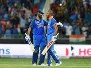 Ind vs Pak: Rohit Sharma, Shikhar Dhawan's tons propel India to Asia Cup finals