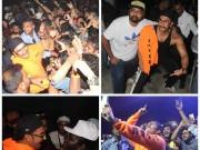 Gully Boy actor Ranveer Singh sets the stage on fire at rapper Divine's Gully Fest