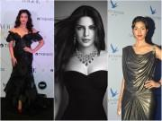 Aishwarya Rai, Priyanka Chopra, Freida Pinto and other actors who are endorsing International causes