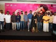 Vishal, Keerthy Suresh and Lingusamy at Sandakozhi 2 press meet