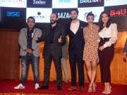 Baazaar trailer launch: Saif Ali Khan, Radhika Apte, Rohan Mehra, Chitrangada Singh and others attend