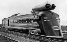 Commuting 20th Century Style