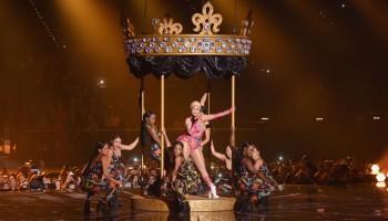 MTV EMAs 2018,European Music Awards,Nicki Minaj MTV EMA,Bebe Rexha,Bebe Rexha MTV EMA,hailee steinfield,Brendon Urie,Jason Derulo,David Guetta