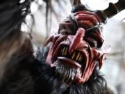 Krampus: The demon who punishes misbehaving children on Christmas