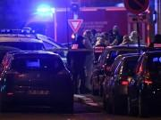 French police's fierce hunt for the gunman who killed three in Strasbourg
