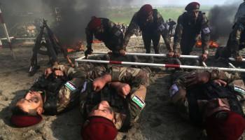 Turkish President Recep Tayyip Erdogan,Donald Trump,Donald Trump president,Syria,Syrian Fighters,Turkey,Military drills,Syrian Army,What is happening in Syria