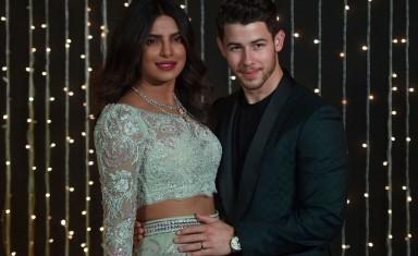 priyanka chopra and nick jonas outrageously gorgeous wedding reception