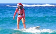 Christmas Is About Surfing In Australia