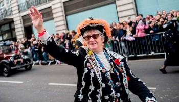 Britain New Year's Parade,Britain,Britain Theresa May,New Year,New Year 2019,New Year Parade,2019,new year celebrations,new year celebrations 2019
